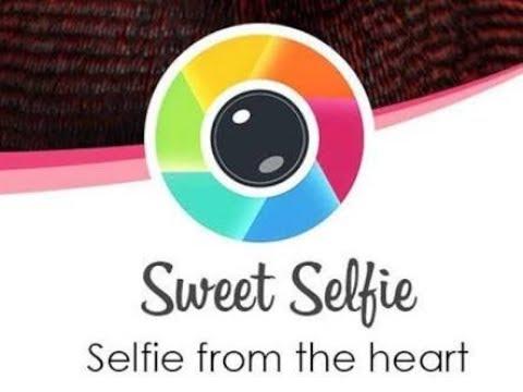 sweet selfie