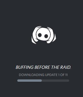 discord update