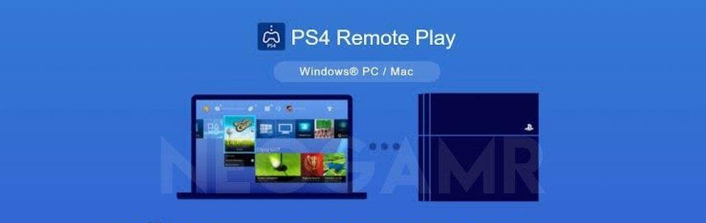 Connect PS4 to Laptop