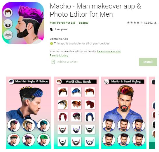 cartoon face apps