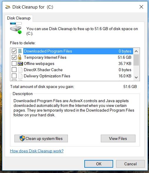 Reconfigure Internet Explorer