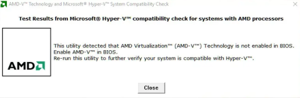 amd virtualization